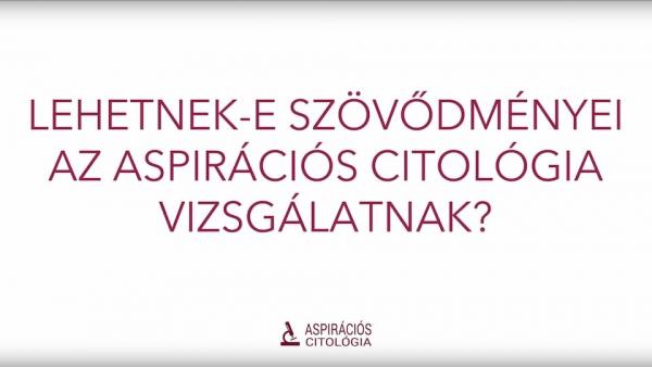 Az aspirációs citológiai vizsgálat szövődményei